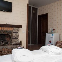 Гостевой дом Бонжур комната для гостей фото 5