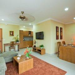 Отель Baan Souy Resort 3* Апартаменты с разными типами кроватей фото 4
