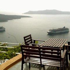 Отель Antithesis Caldera Cliff Santorini 3* Люкс с различными типами кроватей фото 6