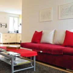 Отель Appartement Dresden Германия, Дрезден - отзывы, цены и фото номеров - забронировать отель Appartement Dresden онлайн комната для гостей фото 5
