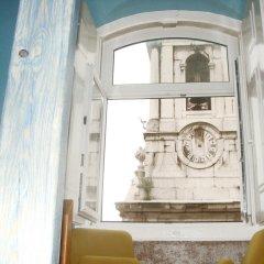 Отель Lisbon Calling Кровать в общем номере фото 6