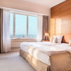 Hotel Okura Amsterdam 5* Люкс с различными типами кроватей фото 2