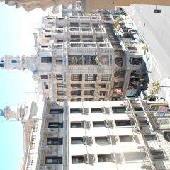 Отель Hostal Galaico пляж
