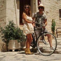 Отель Dimora delle Badesse Италия, Конверсано - отзывы, цены и фото номеров - забронировать отель Dimora delle Badesse онлайн спортивное сооружение