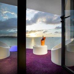 Hard Rock Hotel Ibiza 5* Номер Делюкс с различными типами кроватей