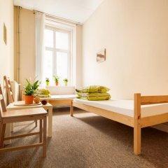 Cynamon Hostel Стандартный номер с различными типами кроватей (общая ванная комната) фото 2