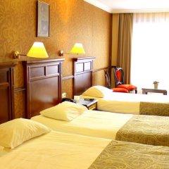 Topkapi Inter Istanbul Hotel 4* Стандартный семейный номер с двуспальной кроватью фото 24