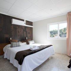 Отель Hostal Guilleumes Стандартный номер разные типы кроватей фото 2