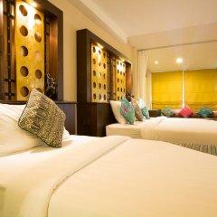 Отель Aonang Princeville Villa Resort and Spa 4* Семейный номер Делюкс с двуспальной кроватью фото 13