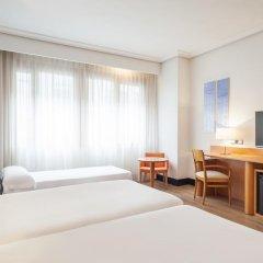Ilunion Hotel Bilbao 3* Представительский номер с различными типами кроватей фото 8