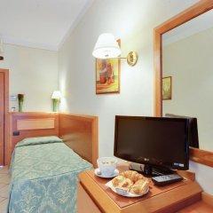 Hotel Mia Cara 3* Стандартный номер с различными типами кроватей фото 7