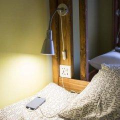 Crazy Dog Hostel Кровать в общем номере с двухъярусной кроватью фото 5