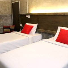 Отель Bangkok 68 3* Улучшенный номер с различными типами кроватей