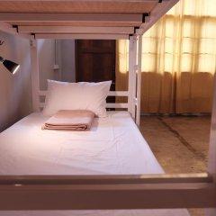 Petit Hostel Кровать в общем номере с двухъярусной кроватью фото 8