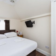 Ebury House Hotel Лондон комната для гостей