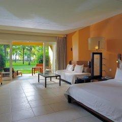 Отель Victoria Beachcomber Resort & Spa 4* Улучшенный номер с различными типами кроватей фото 2