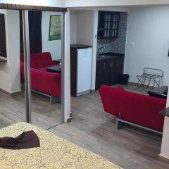 OIa Palace Hotel 3* Люкс с различными типами кроватей фото 15