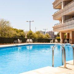 Отель ApartUP Blue Opera View Испания, Валенсия - отзывы, цены и фото номеров - забронировать отель ApartUP Blue Opera View онлайн бассейн