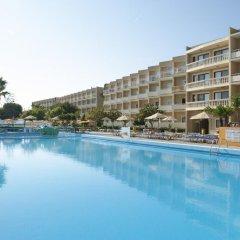 Отель Sunshine Rhodes 4* Стандартный семейный номер с различными типами кроватей фото 4