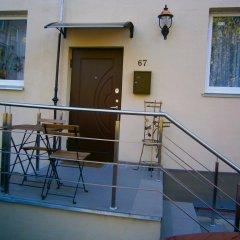 Отель Apartamentai 555 Литва, Вильнюс - отзывы, цены и фото номеров - забронировать отель Apartamentai 555 онлайн балкон