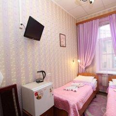 Гостевой дом Геральда на Невском Стандартный номер 2 отдельные кровати фото 28