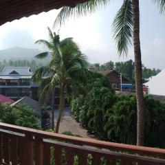 Отель Aloha Resort 3* Улучшенный номер с различными типами кроватей фото 3