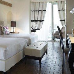 Erbavoglio Hotel 4* Улучшенный номер двуспальная кровать фото 3