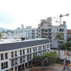 Отель Baan Ketkeaw 2 балкон