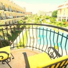 Camyuva Beach Hotel 4* Стандартный номер с различными типами кроватей фото 8