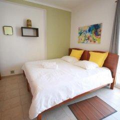 Отель Flow House - Guesthouse Surf Kite Surf School 3* Стандартный номер двуспальная кровать (общая ванная комната) фото 5
