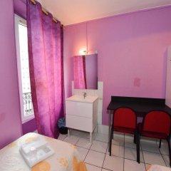 Hotel De La Poste Стандартный номер с различными типами кроватей (общая ванная комната) фото 4