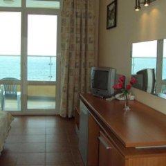 Aphrodite Beach Hotel 4* Стандартный номер с различными типами кроватей фото 4