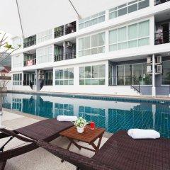 Отель Rang Hill Residence бассейн фото 2