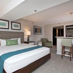 Ilikai Hotel & Luxury Suites 3* Полулюкс с различными типами кроватей фото 3