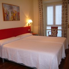 Отель Pension Bikain Сан-Себастьян комната для гостей фото 4