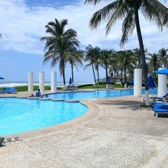 Отель Condominio Mayan Island Playa Diamante Апартаменты с различными типами кроватей фото 25