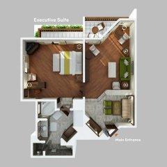 Отель The Laguna, a Luxury Collection Resort & Spa, Nusa Dua, Bali 5* Номер Делюкс с двуспальной кроватью фото 4