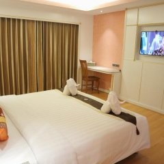 Отель Achada Beach Pattaya 3* Номер Делюкс с различными типами кроватей фото 5
