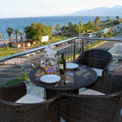 Sea Side Hotel 2* Люкс с различными типами кроватей фото 2