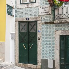 Отель Lisbon Inn Bica Suites парковка