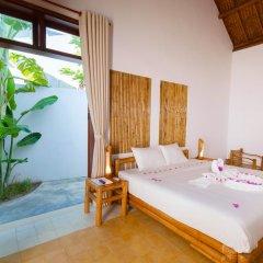 Отель Hoi An Rustic Villa 2* Номер Делюкс с различными типами кроватей фото 11