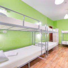 Отель Жилые помещения Кукуруза Казань комната для гостей фото 3