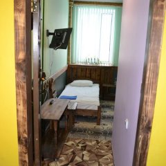 Мини-отель Привал Стандартный номер с 2 отдельными кроватями фото 6