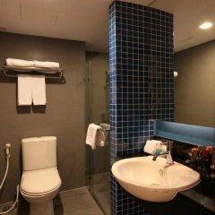 FX Hotel Metrolink Makkasan ванная