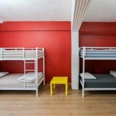 Van Backpackers Hostel Стандартный номер с двуспальной кроватью фото 3
