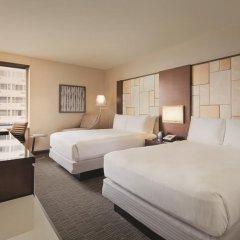 Отель Hilton San Francisco Union Square 4* Стандартный номер с различными типами кроватей