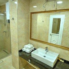 Hotel Adrović Свети-Стефан ванная