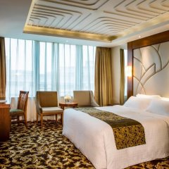 Howard Johnson Paragon Hotel Beijing комната для гостей фото 5