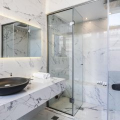 Отель NS Place Афины ванная