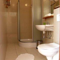 Отель Noclegi Apro 2* Стандартный номер с различными типами кроватей фото 8